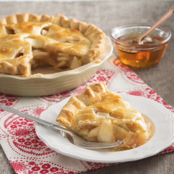 Queen Bee Apple Pie