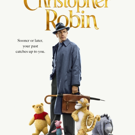 CHRISTOPHER ROBIN 5 C PAYOFF ONE SHEET NHB