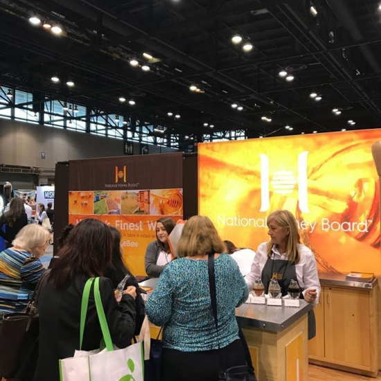 FNCE Booth