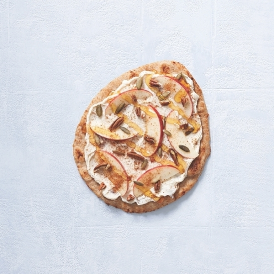 Honey & Apple Flatbread